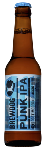 Punk IPA Pale Ale